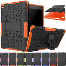 For Amazon Kindle Fire HD 8 10 2019 9th Gen Rugged Shockproof Impact Stand Case