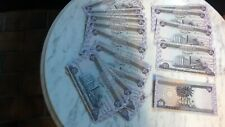 Iraqi Dinar - 50 DINAR NOTE - COLLECTIBLE CURRENCY - BUY 3 GET 1 FREE -  SHIPPIN