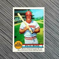 1979 Topps #204 Pete Rose NM Near Mint