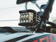 26221 Rigid Industries D-SS Side Shooter LED White Spot Pair Cube Light SPOT