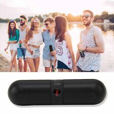 Outdoor Portable Bluetooth Speakers Stereo Loudspeakers Support TF Card FM Radio