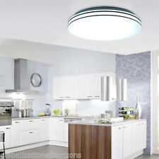 Dimmable 15.7-inch LED Ceiling Light 24W Round Flush Mount Lighting for Kitchen