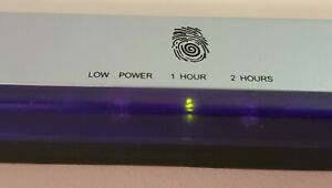 Psyclone Essentials Wireless Wii Sensor Bar PSE6202. Silver. Tested works.