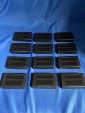 Gameboy Advance Game Cases (dark Plastic) 12