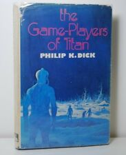 Philip K. Dick / The Game-Players of Titan / First Hardcover Edition/Printing UK
