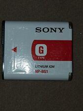 SONY G TYPE NP-BG1 batterie d'origine