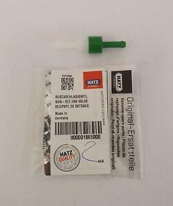 01865000 GENUEINE HATZ INLINE NON RETURN VALVE 1B & 1D RANGE ENG UK HELD STOCK
