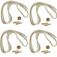 Blank Bolo Tie Parts Kit Standard Slide Textured Tips Red Cord Goldtone Pk//4