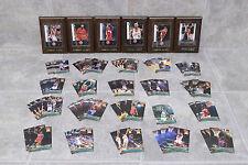 NBA Basketball Card Lot: Lebron James Cards + Top 20 Jammer '92 - '93 Fleer Set