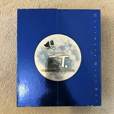 E.T. The Extra Terrestrial USA DVD Collectors Edition Ultimate Gift Set **RARE**