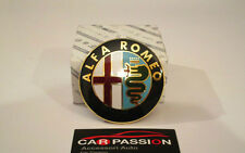 FREGIO STEMMA POSTERIORE ALFA ROMEO 166 ORIGINALE 1998-2007 genuine rear emblem