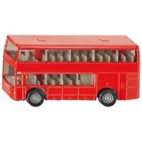 Siku Coach Die Cast Vehicle - 1321 Double Decker Bus Red Super