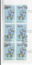Uganda Flores valor del año 1969 (FC-802)