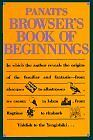 Panatis Browsers Book of Beginnings
