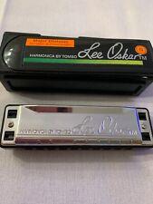 Lee Oskar G Major Diatonic 1st G 2nd D Harmonica By Tombo Major Diatonic
