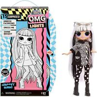 L.O.L. Surprise! OMG Lights Groovy Babe Fashion Doll with 15 Surprises JAPAN