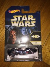 2015 Hot Wheels Star Wars Sith Scoopa Di Fuego Combine Shipping