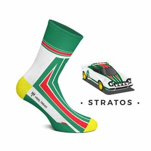 Heel Tread Socken – Stratos