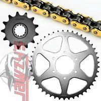 SunStar 520 XTG O-Ring Chain 15-45 T Sprocket Kit 43-3972 for Suzuki
