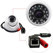 Outdoor HD CCTV Security Network IP Camera 720P H.264 With Metal Housing/shell