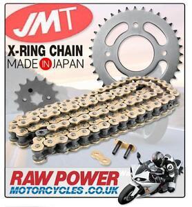 Husaberg FE570 ie 2012 JMT Gold Chain & Sprocket Kit (520X2-120)