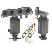 BM91403H Exhaust Approved Petrol Catalytic Converter +Fitting Kit +2yr Warranty