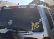 """Tigres Uanl Calca, Sticker Amarillo,5.5""""X 5"""""""
