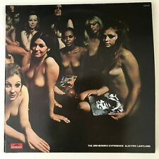 Hendrix: Electric Ladyland 2LP French '84 Press Polydor Vinyl 2612 002 EX