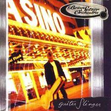 Linotypiste, Brian Orchestra-Guitar slinger CD neuf emballage d'origine