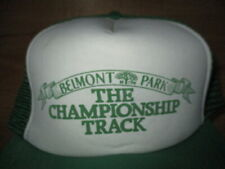 Vintage BELMONT PARK The Championship Track (Adjustable Snap Back) Mesh Cap