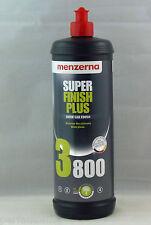 MENZERNA SUPER FINISH PLUS 3800 QUART FORMERLY SF4500 BODY SHOP POLISH NEW LOOK