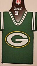 Nfl Green Bay Packers Bottle Cooler, Coozie, Koozie, Coolie, New (Jersey)