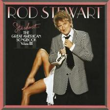 Rod Stewart Stardust The Great American Songbook Volume III CD 2004