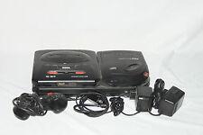 Sega Mega Drive 2 et Sega Mega CD 2 Console
