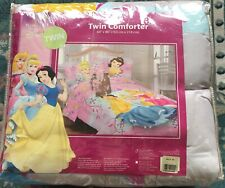 Disney Princess Twin Comforter