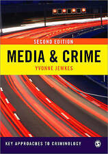 Media & Crime by Yvonne Jewkes (Paperback, 2010)