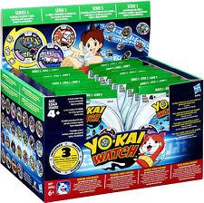 Yo-Kai Watch Series 3 Sealed Case 24 Packs 72 Total Medals US Version Medallium