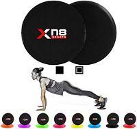 XN8 Gliding Discs Fitness Core Training Exercise Fitness Strength Sliding Plate