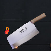 German Steel Chinese Style Sharpening Chef Knife Household Slicing Cleaver