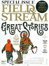 2015 Field & Stream Magazine: 15 Great Stories/Coyote Rut/Decoying Tactics