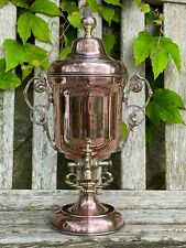More details for antique copper coffee percolator tw griffiths loysel's patent design vintage