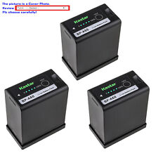 Kastar Fully Decoded Battery Replacement for Canon BP-A60 A60 Canon XF705 4K UHD
