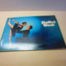 Ballet West Bruce Marks Artistic Director Program