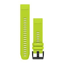 GARMIN QuickFit 22 Armband gelb für Fenix 5 l 935 l S60 l deutscher Fachhändler