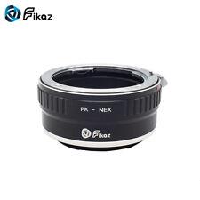 Helion fikaz adaptador m42 objetiva en Sony e Nex 3 5 6 7 a6000 a5000 a7 a7r a7s
