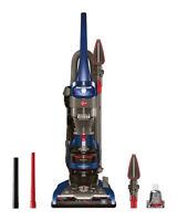 Hoover  Windtunnel 2  Bagless  Upright Vacuum  12 amps HEPA  Blue