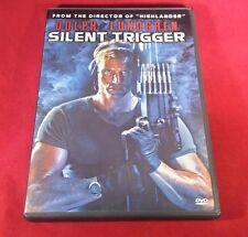 Silent Trigger (DVD, Dolph Lundgren, Gina Bellman, W/ Chapter Insert)