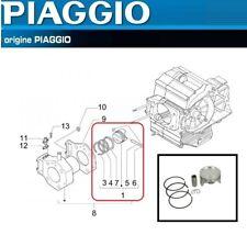 Pack  Piston Segments Axe d'origine Aprilia Atlantic Scarabeo 400 Cote 2