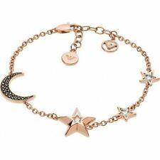 Emporio Armani EGS2633221 Magic Stars Rose Gold Plated Womens Bracelet