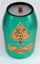 Champagne Bottle Soy Candle - Ace of Spades Green 750ml